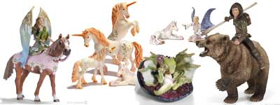 fantasy figurines